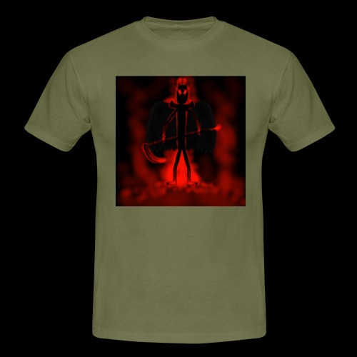Corrupted Nightcrawler - Men's T-Shirt