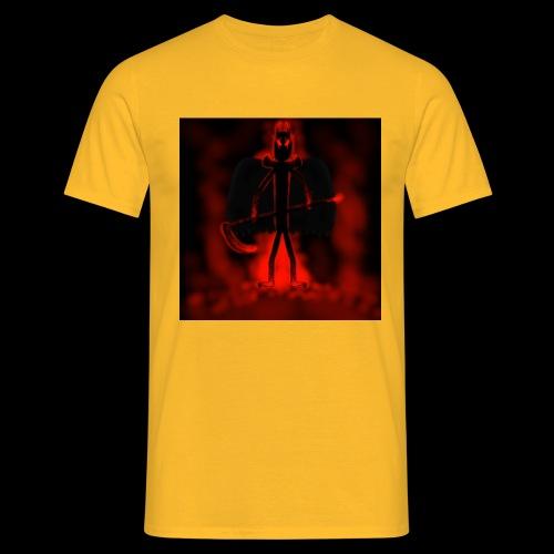 Corrupted Nightcrawler - Men's T-Shirt