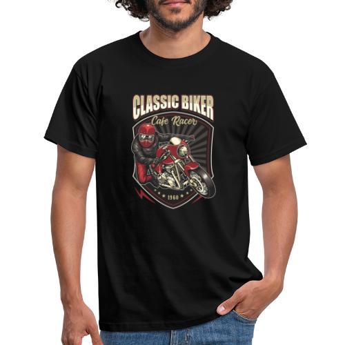 Classic Biker - Maglietta da uomo