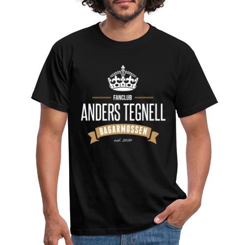 Fanclub Anders Tegnell Bagarmossen - T-shirt herr
