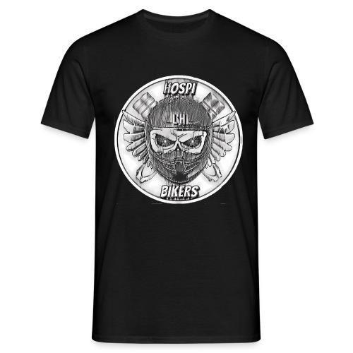 hospibikers comic - Camiseta hombre