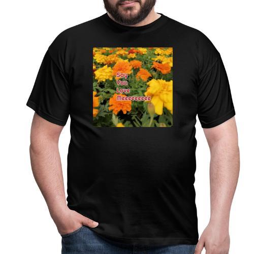 Säg att du älskar mig - T-shirt herr