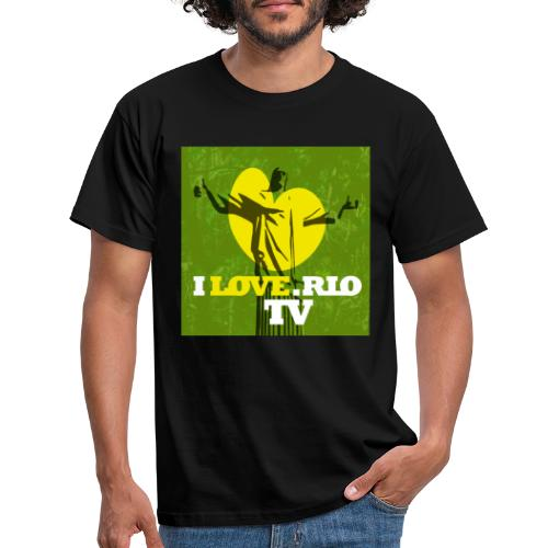 ILOVE.RIO TV - Men's T-Shirt