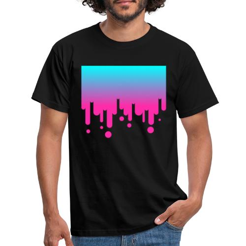 Melted - Camiseta hombre