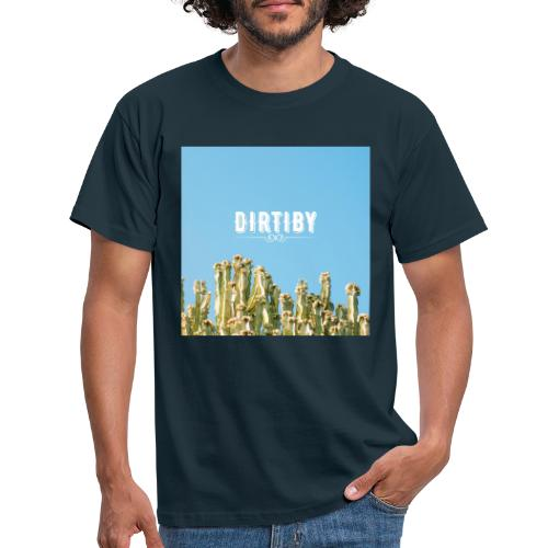 CACTUS DIRTIBY - Camiseta hombre