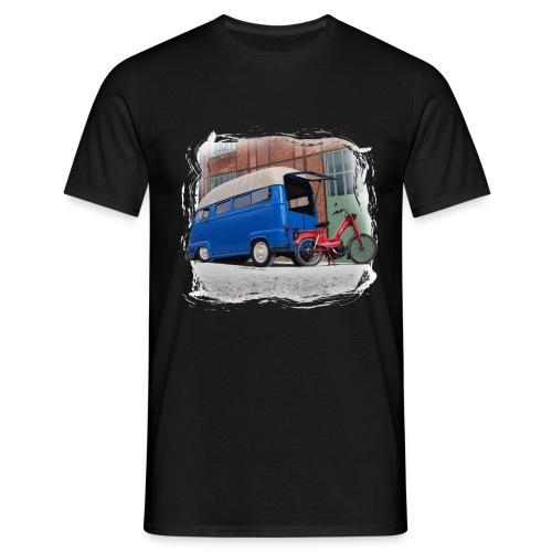 Estafette Prête à charger la mob ! - T-shirt Homme