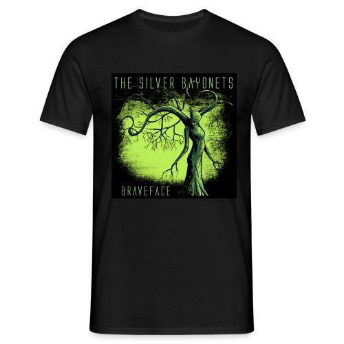 'Braveface' - Men's T-Shirt