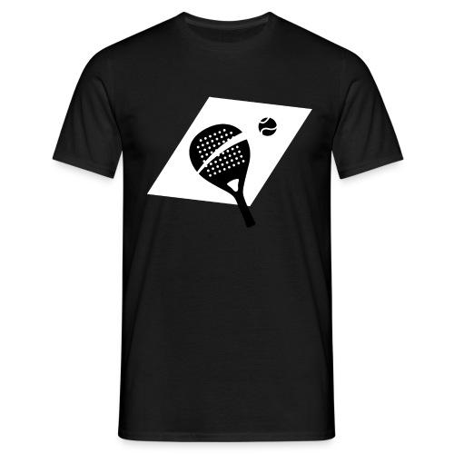 Pala padel - Camiseta hombre
