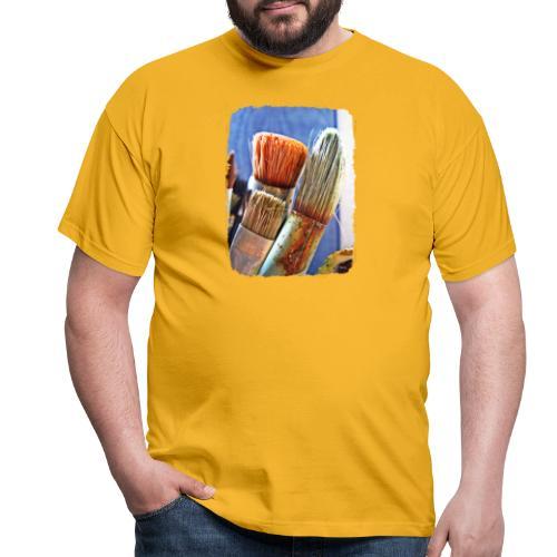 Penslar - T-shirt herr