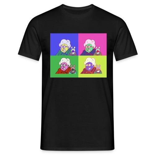 Polete facon warhol - T-shirt Homme