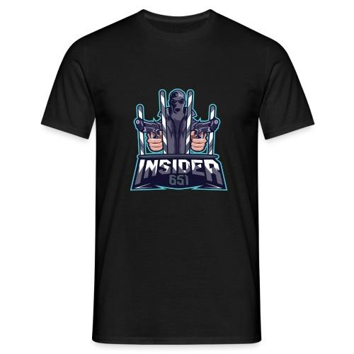 Insider651 - Männer T-Shirt