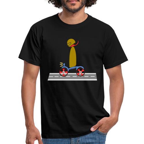 Happy Rider Cipotescü - Camiseta hombre