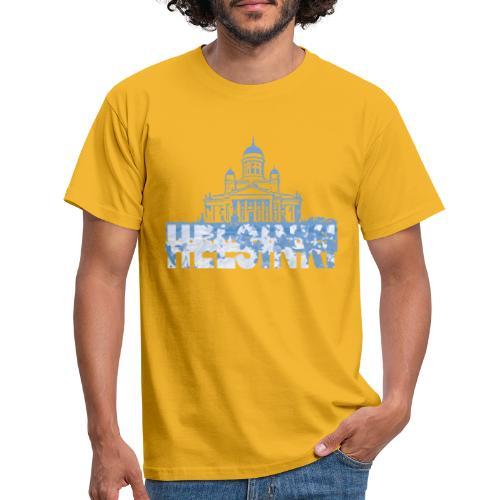 Helsinki Cathedral - Men's T-Shirt