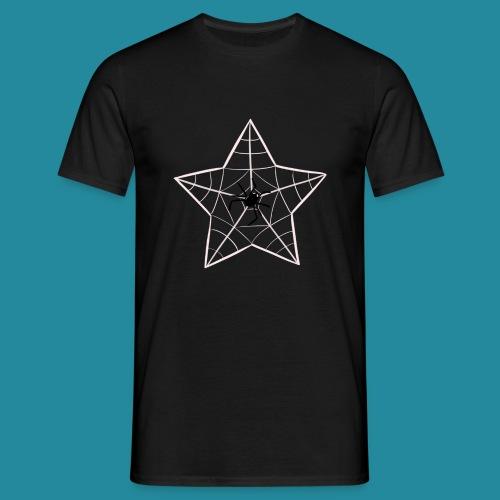 étoile d'araignée - T-shirt Homme