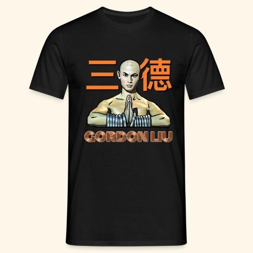Gordon Liu - San Te - Monk (officiel) 9 prikker - Herre-T-shirt