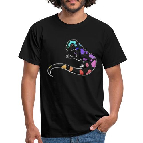 Salamandre Arc en ciel - T-shirt Homme