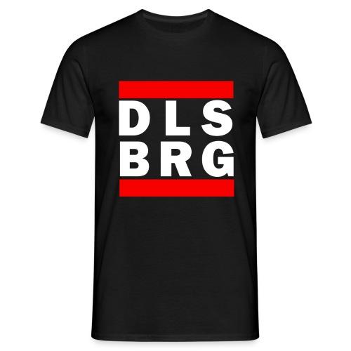 DLSBRG transparent weiss png - Männer T-Shirt