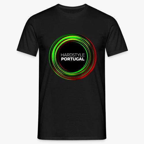 HARDSTYLE PORTUGAL - Men's T-Shirt