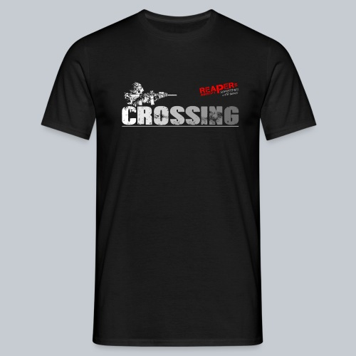 CROSSING - REAPERs Airsoft - Männer T-Shirt