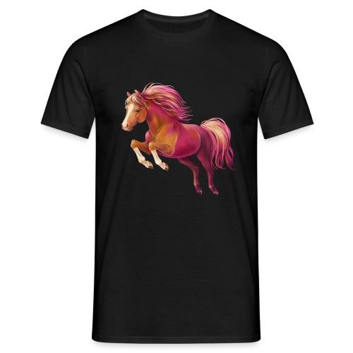 Cory the Pony - Männer T-Shirt