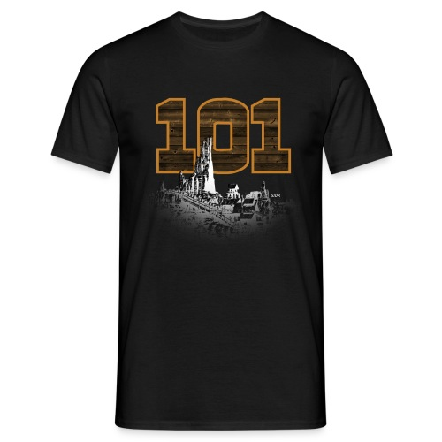 BTM 101 (montagne) - T-shirt Homme