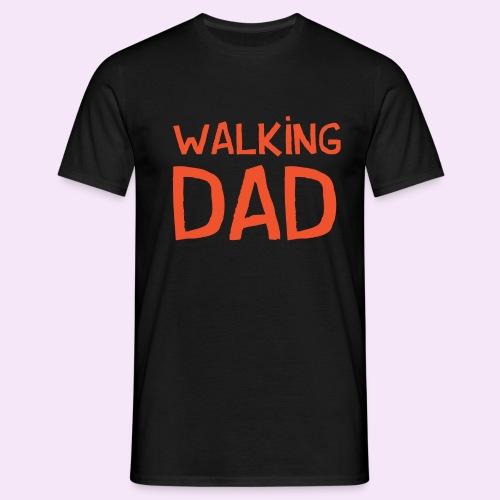 Vierdaagse Nijmegen - Walking Dad RED - Mannen T-shirt