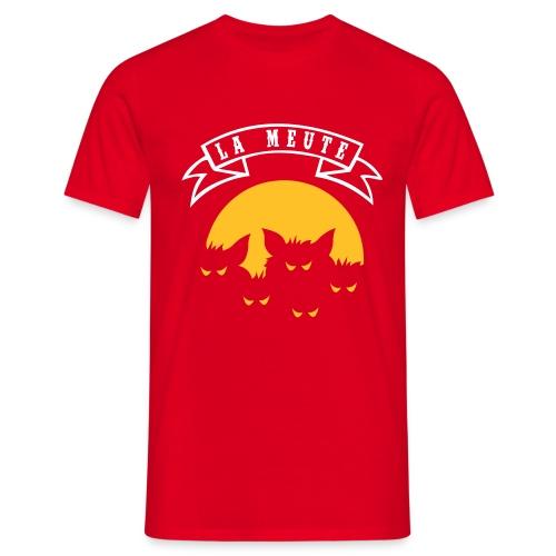 la meute - T-shirt Homme