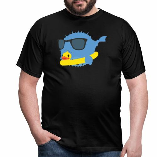 NEO-FUGU Spring summer duck - T-shirt Homme