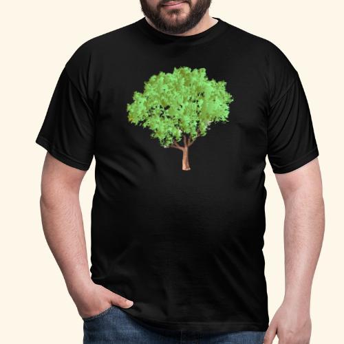 baum 3 - Männer T-Shirt