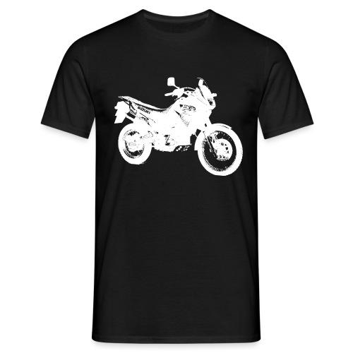DR650RSE white - Männer T-Shirt
