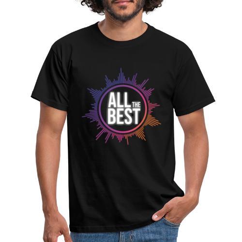 All The Best Logo - Men's T-Shirt