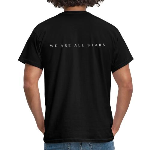 Galaxy Music Lab - We are all stars - Herre-T-shirt