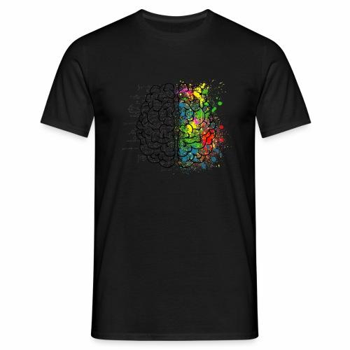 Gegensätze - Männer T-Shirt