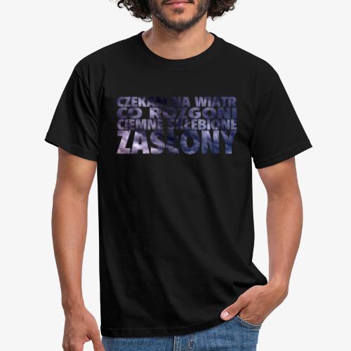 Czekam na wiatr - Koszulka męska