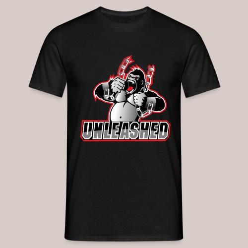 Team Logo: Unleashed - Männer T-Shirt