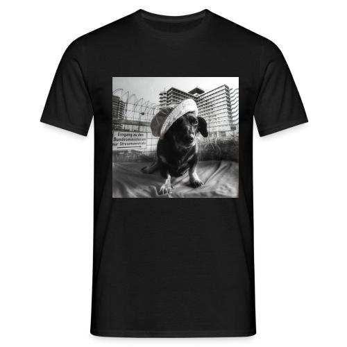 Minister Dog - Männer T-Shirt