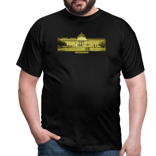 Wiesbaden Landeshauptstadt Hessen Kurhaus Casino - Männer T-Shirt