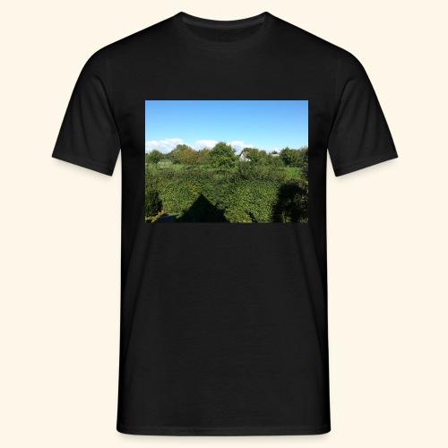 Jolie temps ensoleillé - T-shirt Homme