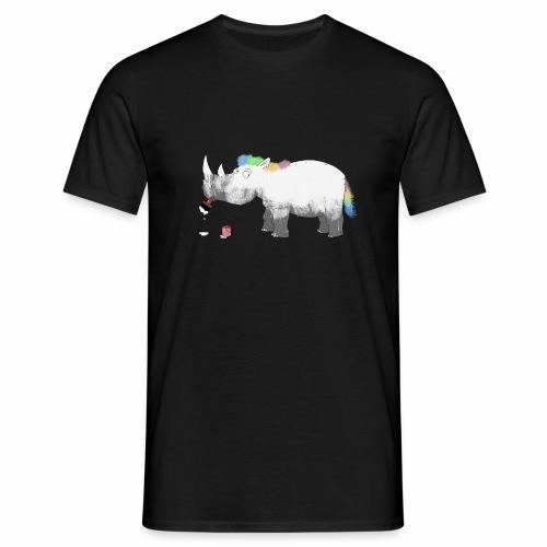 Rhinicorn - Men's T-Shirt