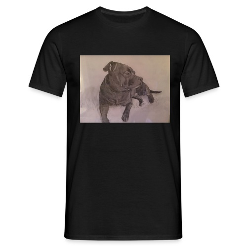 My dog - T-shirt herr