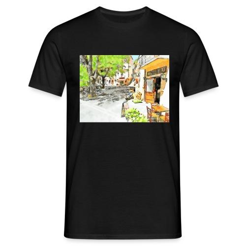 Tortora: il bar - Maglietta da uomo