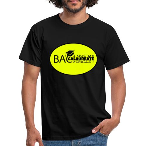 Baccalaureate Design - T-shirt Homme