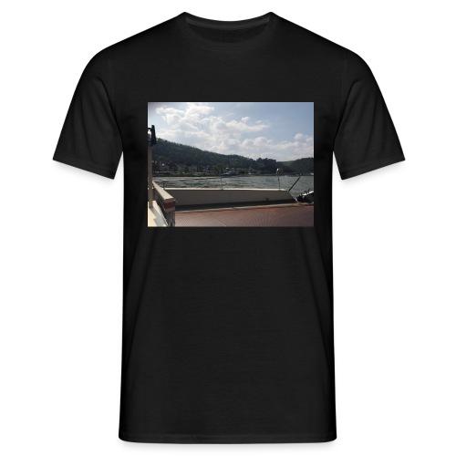 Fähre - Männer T-Shirt