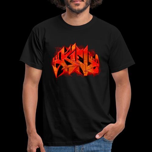 Kiel Graffiti - Männer T-Shirt