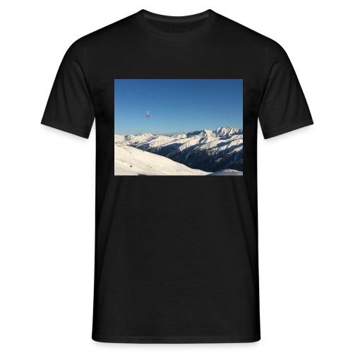 bergen - Mannen T-shirt