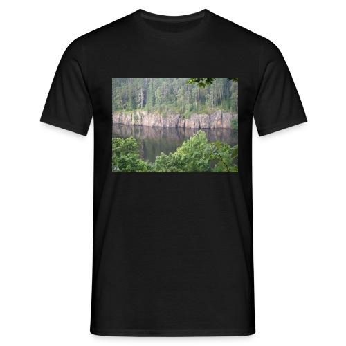 Laatokan maisemissa - Miesten t-paita
