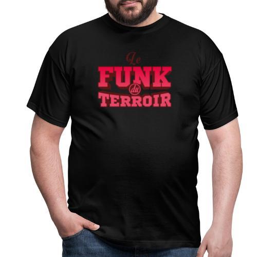 Pink FUNK du Terroir - T-shirt Homme