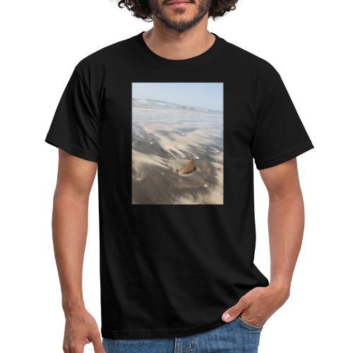 Strive for power - strand - Mannen T-shirt