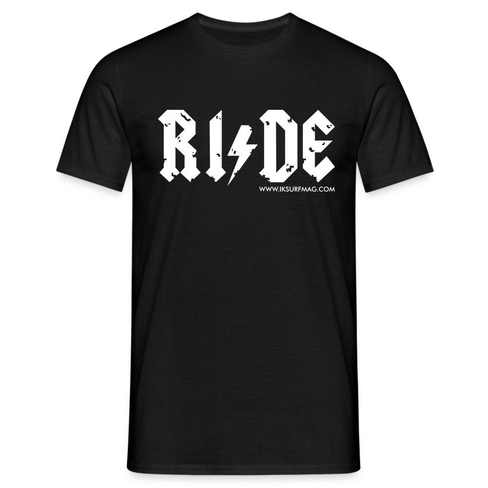 RIDE - Men's T-Shirt - diva blue