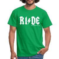 RIDE - Men's T-Shirt - kelly green